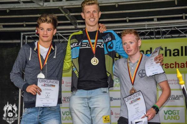 Cross Triathlon Meisterschaft 2016