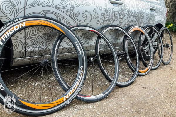 Rennradlaufräder