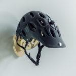 Helmhalter für Fahrradhelme & Mountainbikehelme
