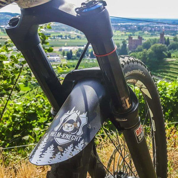 Dreck-Knecht der Mudguard für dein Mountainbike