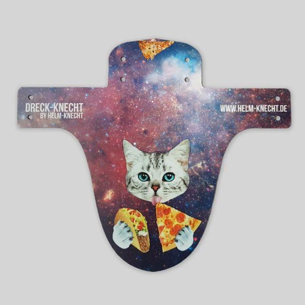 Mudguard Hipster Space Katze